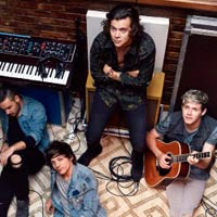 Tercer n�1 en discos consecutivo para One Direction en UK