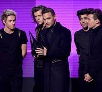 Ganadores y actuaciones de los American Music Awards 2014