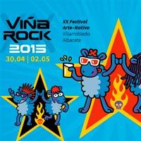 Segunda tanda de confirmaciones para el Viña Rock 2015