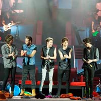 Cuarto n�1 en discos para One Direction en Estados Unidos