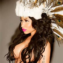 La gira europea de Nicki Minaj con 'The pinkprint'