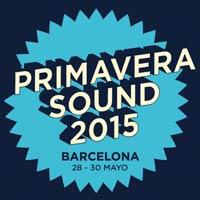 Cartel del Primavera Sound 2015
