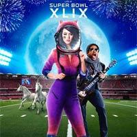 La actuaci�n de Katy Perry en la Super Bowl