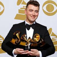 Ganadores de la 57� edici�n de los premios Grammy