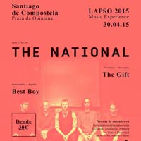 The National al Lapso Music Experience