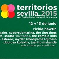 The Ting Tings y Bomba Est�reo al Territorios Sevilla 2015
