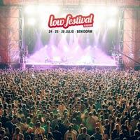 La Bien Querida y Grises al Low Festival 2015