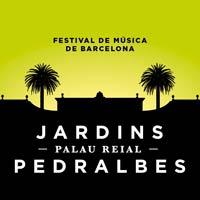Confirmaciones para el Festival Jardins de Pedralbes 2015