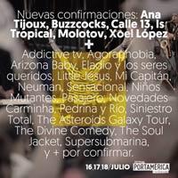 Calle 13, Molotov y Xoel L�pez al Portamerica 2015