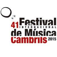 41� edici�n del Festival Internacional de M�sica de Cambrils