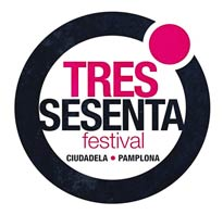Cartel del TresSesenta Festival 2015