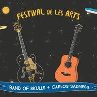 Band of Skulls y Carlos Sadness al Festival de les Arts 2015