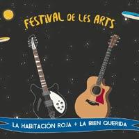 La Habitaci�n Roja y La Bien Querida al Festival de les Arts
