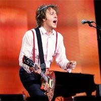 Paul McCartney y Dave Grohl compartieron escenario