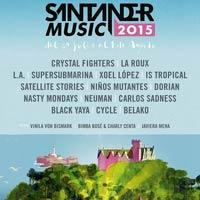 Se cierra el cartel del Santander Music 2015