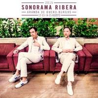 2Many DJs y Sidonie al Sonorama 2015