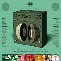 Reedici�n 10� aniversario Singles 1993-2004 de Los Planetas