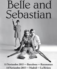 Conciertos de Belle & Sebastian en Barcelona y Madrid