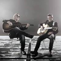 Zucchero a duo con Alejandro Sanz