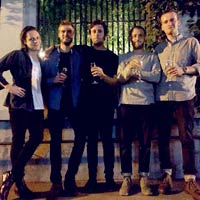 The Maccabees nuevo n�1 en discos en Reino Unido