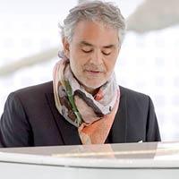 El trabajo m�s cinematogr�fico de Andrea Bocelli