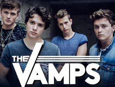 Single, álbum y gira de The Vamps