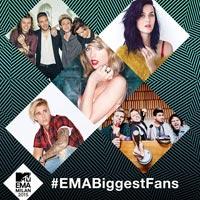 Nominaciones a los MTV Europe Music Awards 2015