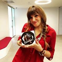 Rozal�n lidera la lista de ventas de discos en Espa�a