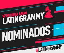 Nominaciones a los Grammy Latinos 2015