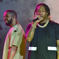 Drake y Future lideran la lista Billboard 200