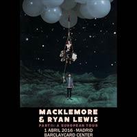 Macklemore & Ryan Lewis en concierto en Madrid