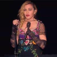 Madonna dedic� el 'Like a prayer' a Par�s