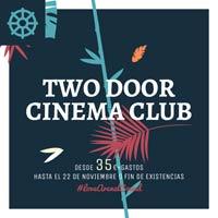 Two Door Cinema Club al Arenal Sound 2016