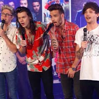 One Direction n�1 en discos en Espa�a con 'Made in the A.M.'