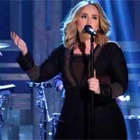 Anunciada la gira europea de Adele presentaci�n de '25'