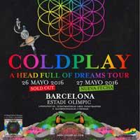 Un segundo concierto de Coldplay en Barcelona