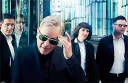 New Order al Bilbao BBK Live 2016