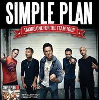 Quinto �lbum y gira de Simple Plan