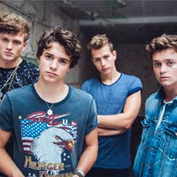 The Vamps versiona 'Sorry' de Justin Bieber