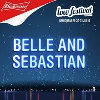 Belle and Sebastian al Low 2016