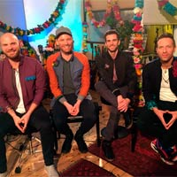 Coldplay nº1 en LaHiguera.net con 'Birds'