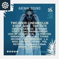 Steve Aoki al Arenal Sound 2016