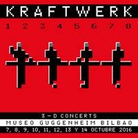 Kraftwerk 3-D - The Catalogue - 1 2 3 4 5 6 7 8