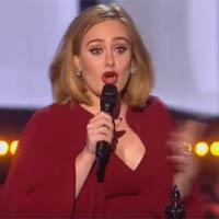 Adele gran triunfadora en los Brit Awards 2016