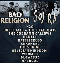 Bad Religion al Resurrection Fest 2016