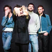 The 1975 n�1 en LaHiguera.net con 'Somebody else'