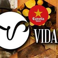 Cartel por d�as del VIDA Festival 2016