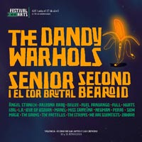 The Dandy Warhols y Second al Festival de les Arts 2016
