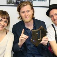 The Lumineers n�1 en discos en Reino Unido con 'Cleopatra'
