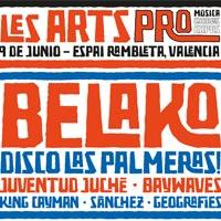 Escenario J�germusic en Les Arts PRO